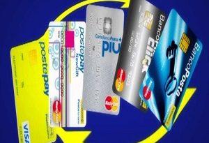 carta credito poste