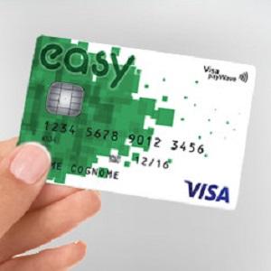 carta di credito compass