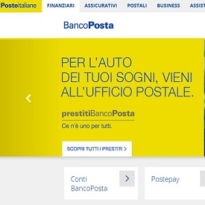 mutuo poste